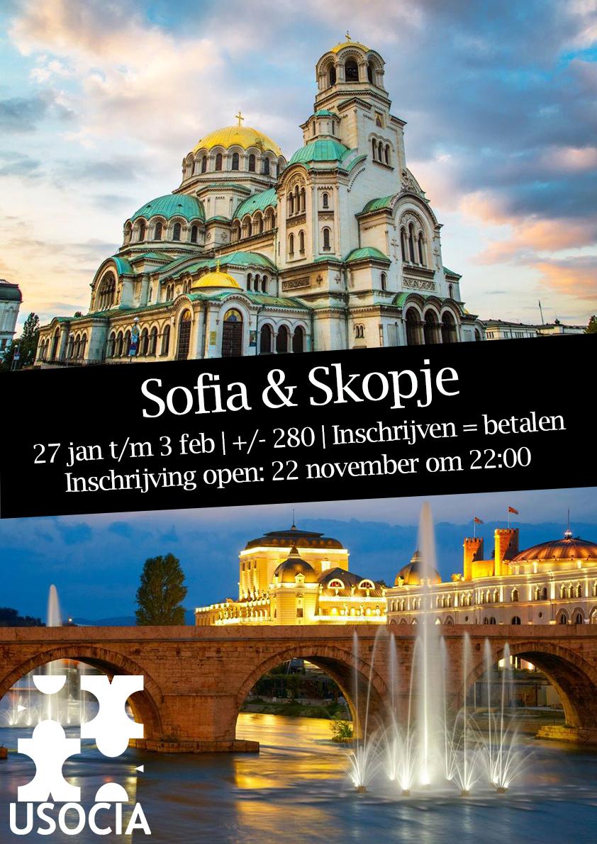 Sofia&Skopje