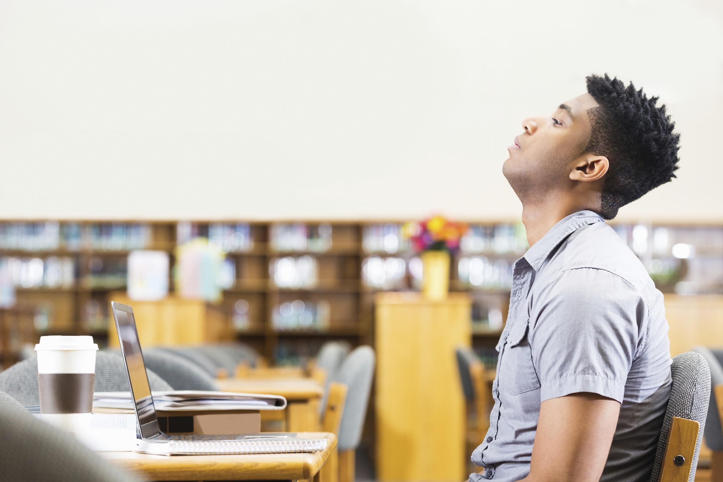 stress student
